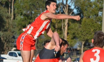 EGFNL Round 1 review | via Gippsland Times |
