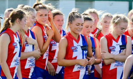 Gippsland Power girls Round 5 preview