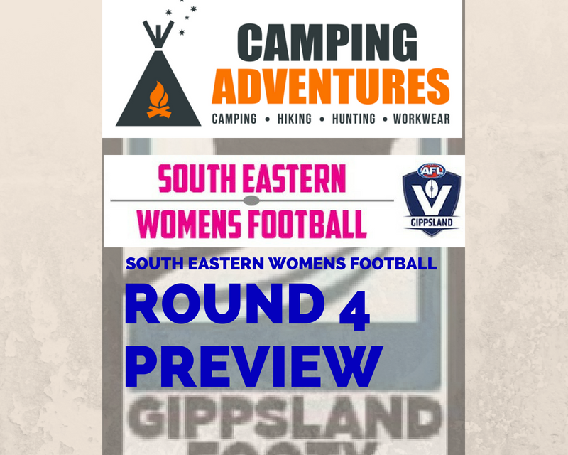 South Eastern Women's Football Round 4 preview
