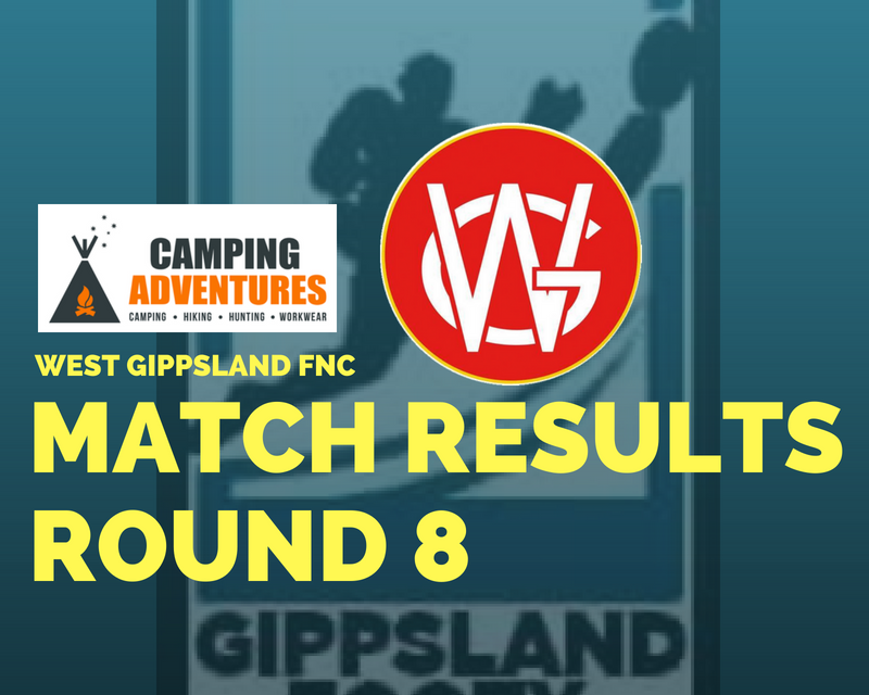 West Gippsland FNC Round 8 review