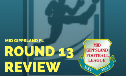 Mid Gippsland FL Round 13 review