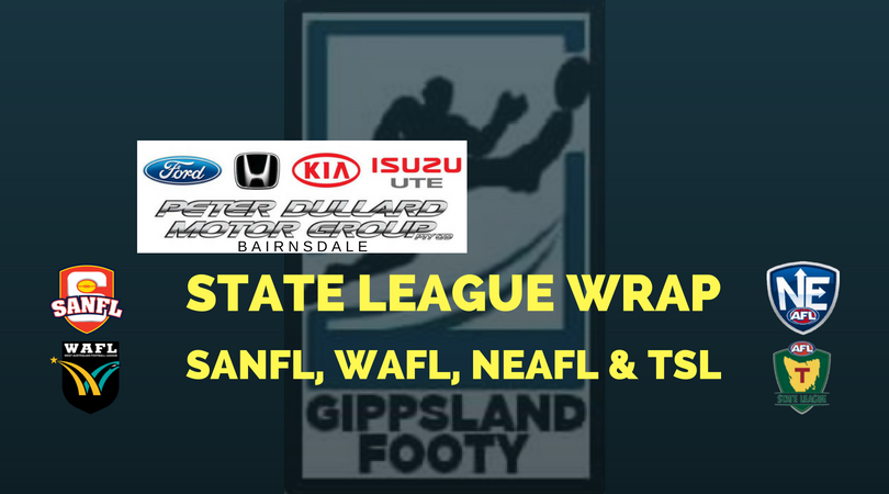 State League wrap – How did the Gippsland players perform?