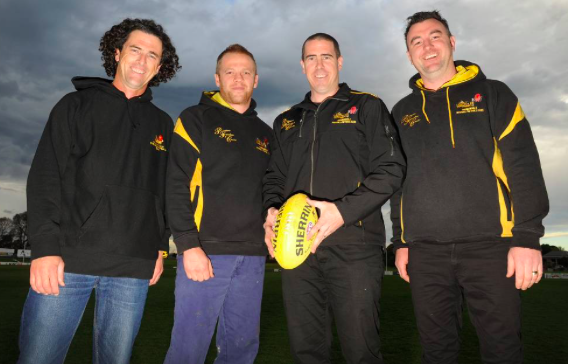 Fitness focus for Tigers | via Latrobe Valley Express |