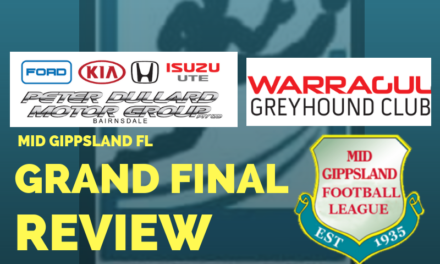 Mid Gippsland FL Grand Final review