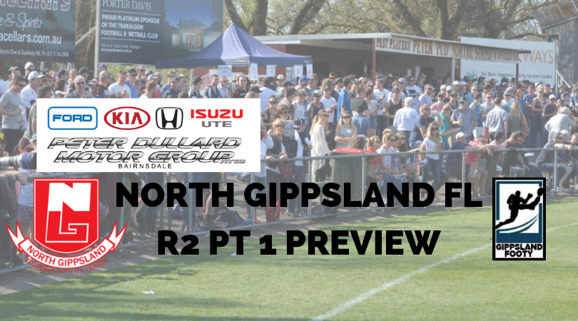 North Gippsland FNL Split Round 2 Week 1 preview