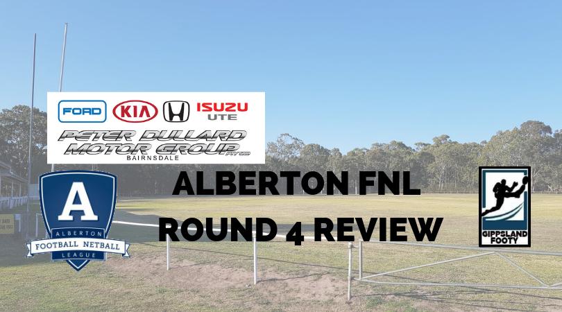 Alberton FNL Round 4 review