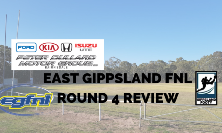 East Gippsland FNL Round 4 review
