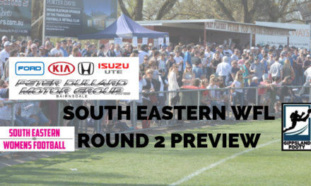 South Eastern Women's Football Round 2 preview