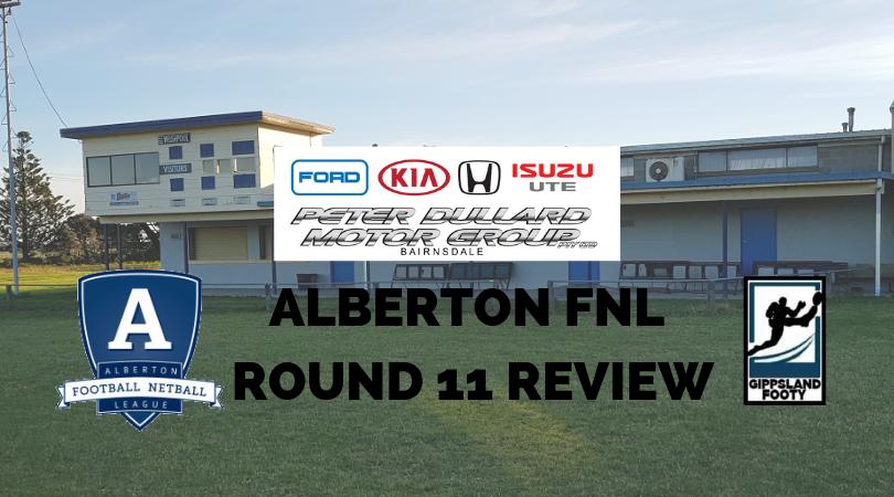 Alberton FNL Round 11 review