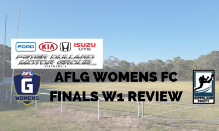 AFL Gippsland Women's Football Competition Finals Week 1 review