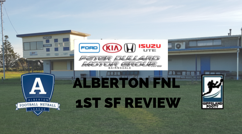 Alberton FNL 1st Semi Final review