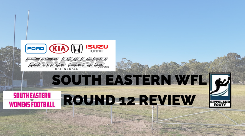 South Eastern Women's Football Round 12 review