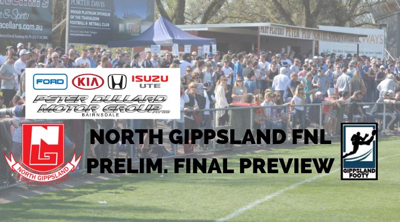 North Gippsland FNL Preliminary Final preview