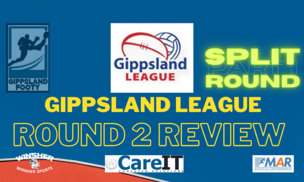 Gippsland League Round 2 (Part 1) review