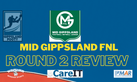 Mid Gippsland FNL Round 2 review