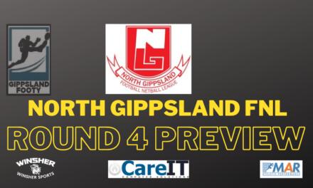 North Gippsland FNL Round 4 preview