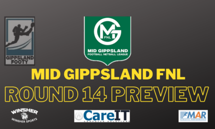 Mid Gippsland FNL Round 14 preview