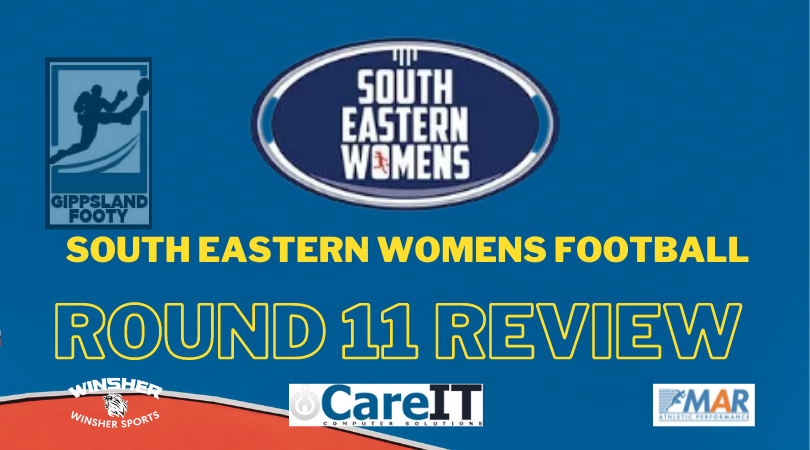 South Eastern Womens Football Round 11 review
