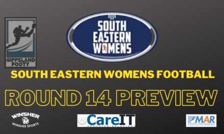 South Eastern Womens Football Round 14 preview